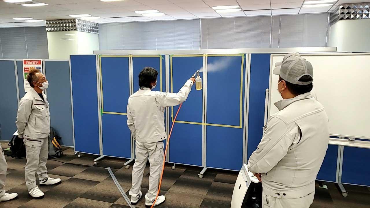 室内施工技術者認定講習会 東京