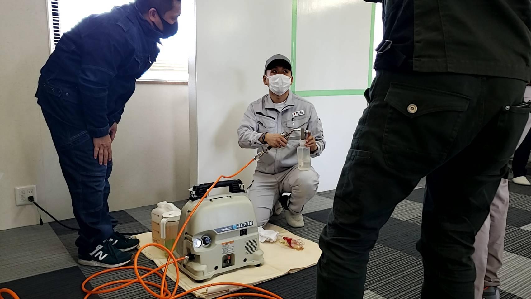 室内施工技術者+室内施工管理者認定講習会[北海道]