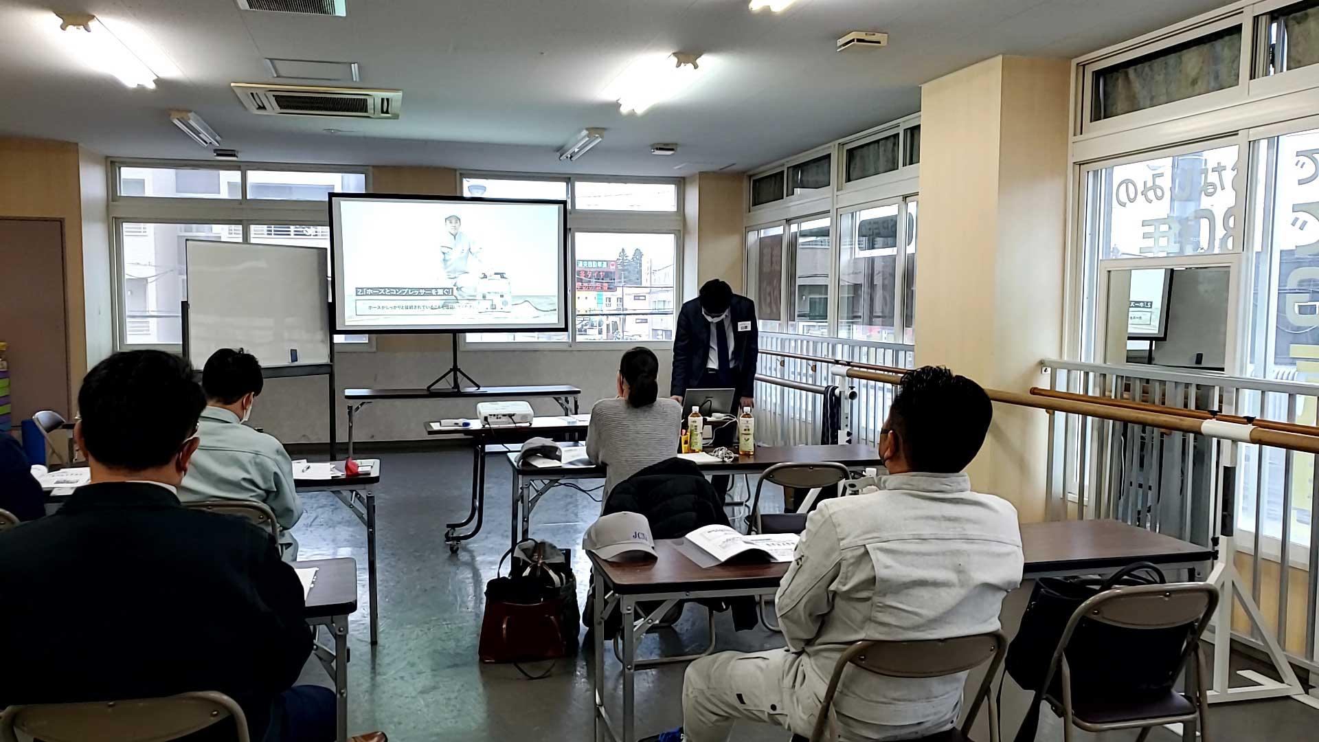車両施工技術者+管理者認定講習会[北海道]