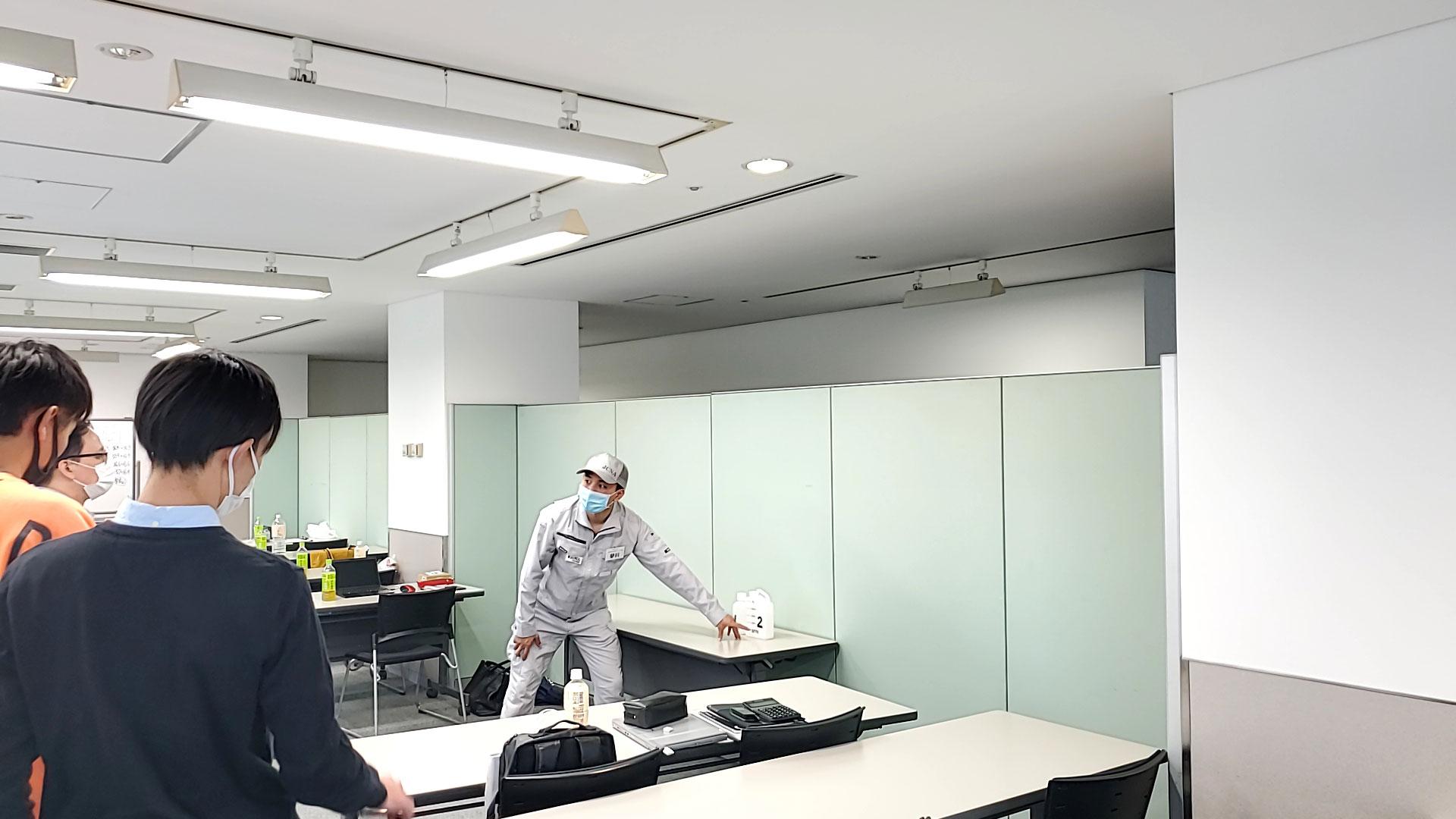 室内施工管理者認定講習会[東京]