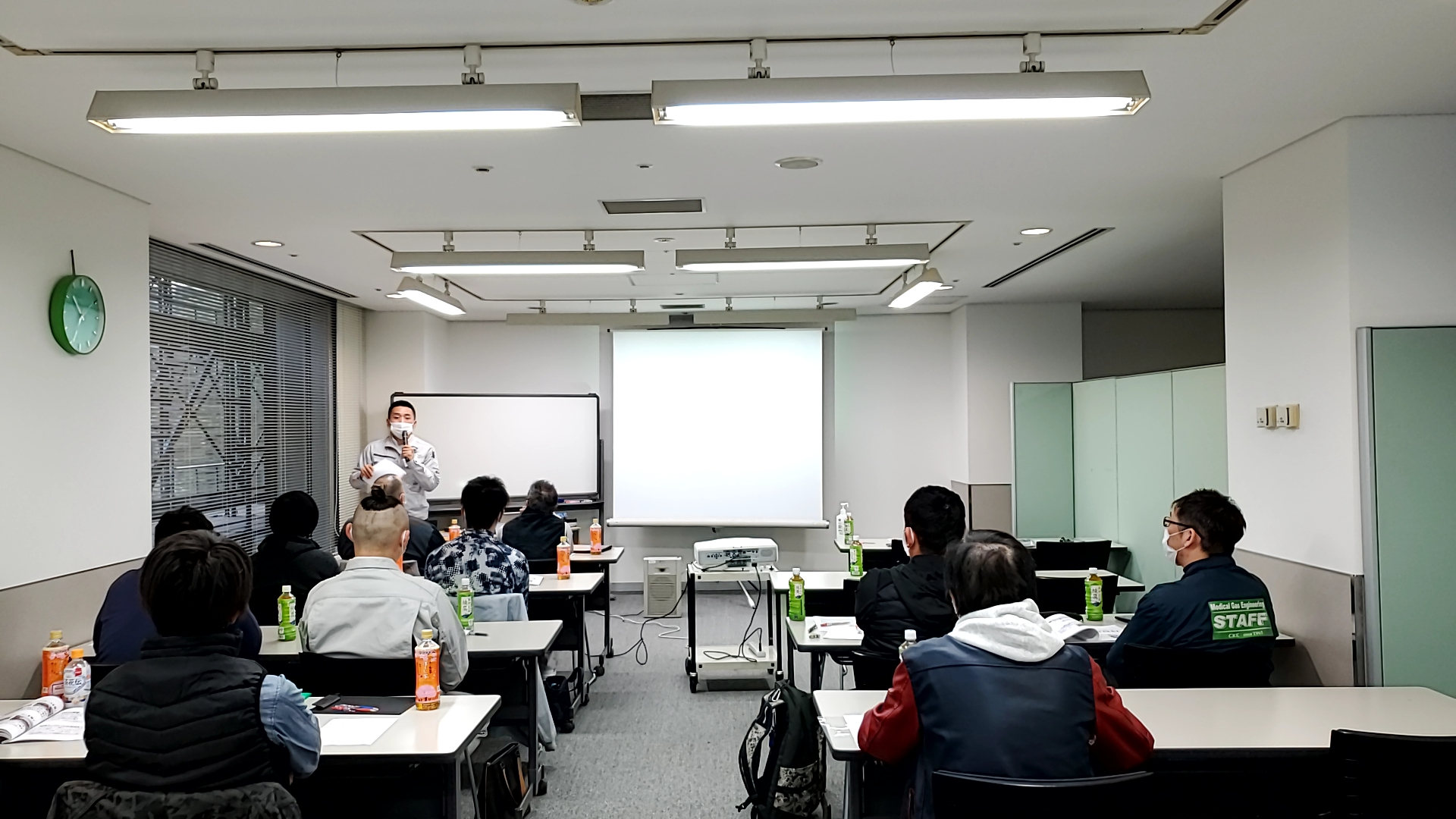室内施工技術者+管理者認定講習会[東京]