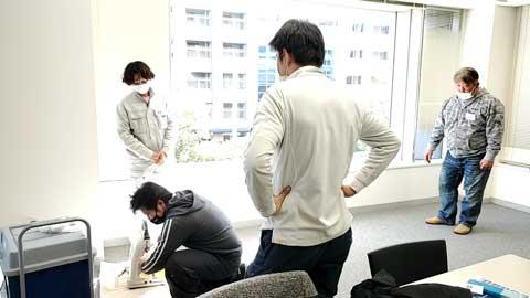 室内施工技術者認定講習会[東京]