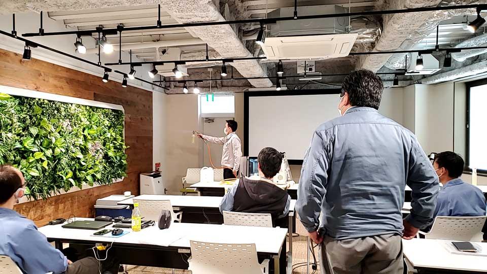 室内施工技術者+管理者認定講習会[大阪]