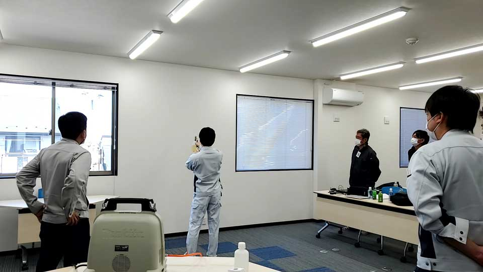 室内施工技術者+管理者認定講習会[福島]