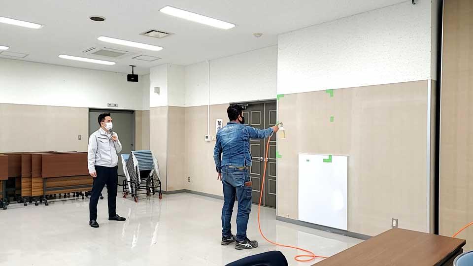 室内施工技術者+管理者認定講習会[宮崎]