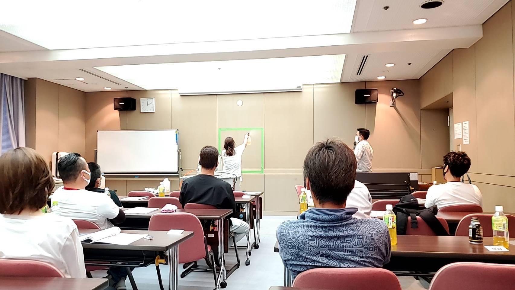 室内施工技術者+管理者認定講習会[静岡]